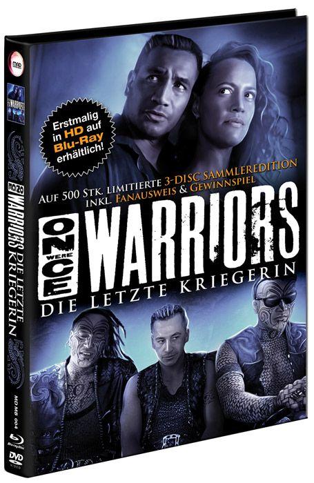 Once were Warriors - Die Letzte Kriegerin (Lim. Sammleredition) (2 DVD + BLURAY)
