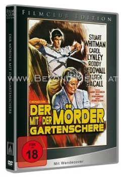 Mörder mit der Gartenschere, Der (Limited Edition)