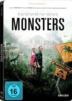 Monsters (Lim. Steelbook)