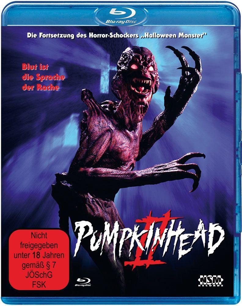 Pumpkinhead 2 (BLURAY)