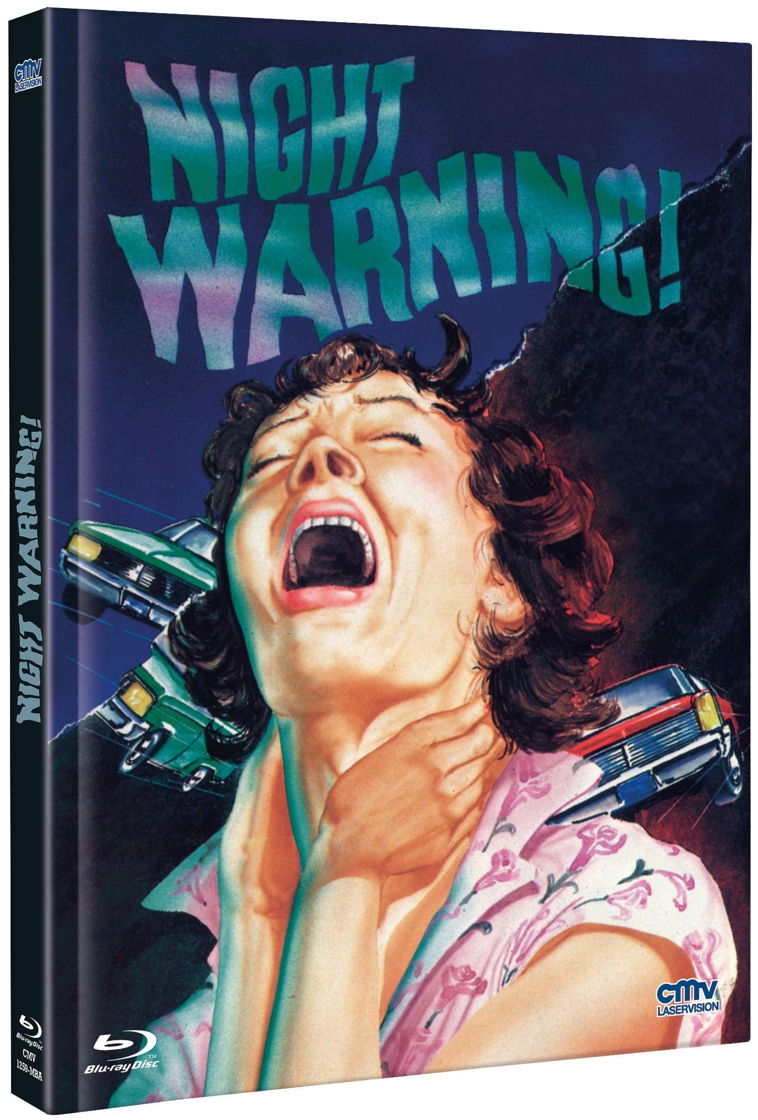 Night Warning (Lim. Uncut Mediabook - Cover A) (DVD + BLURAY)