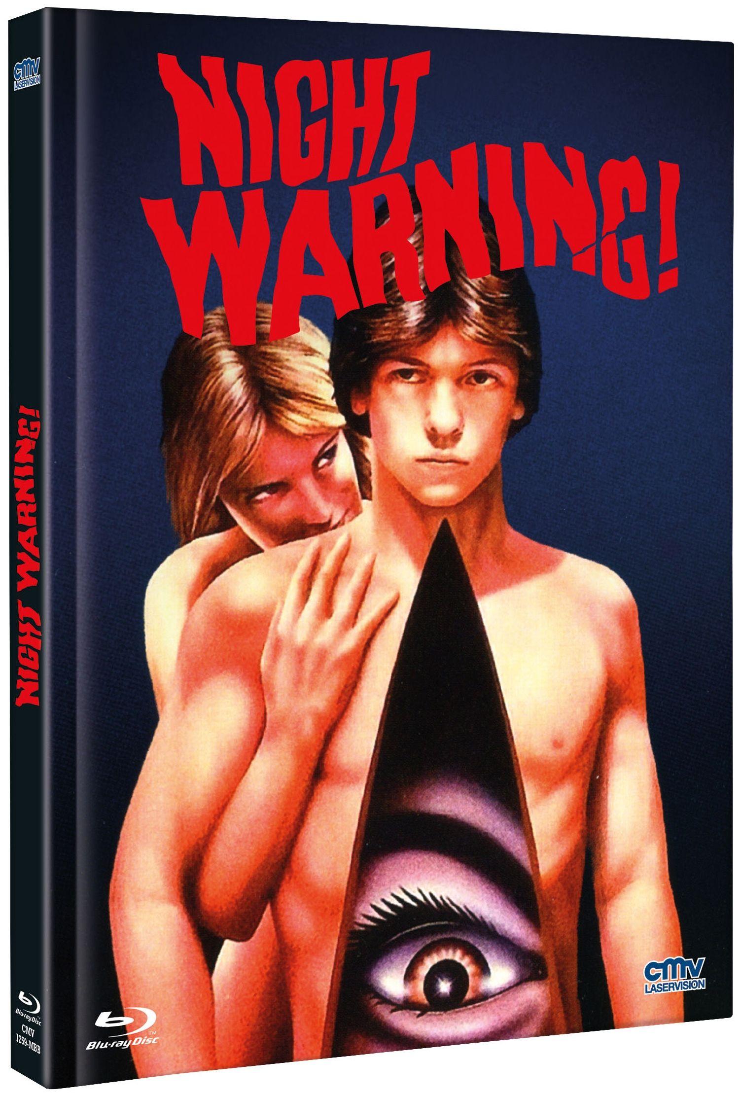 Night Warning (Lim. Uncut Mediabook - Cover B) (DVD + BLURAY)