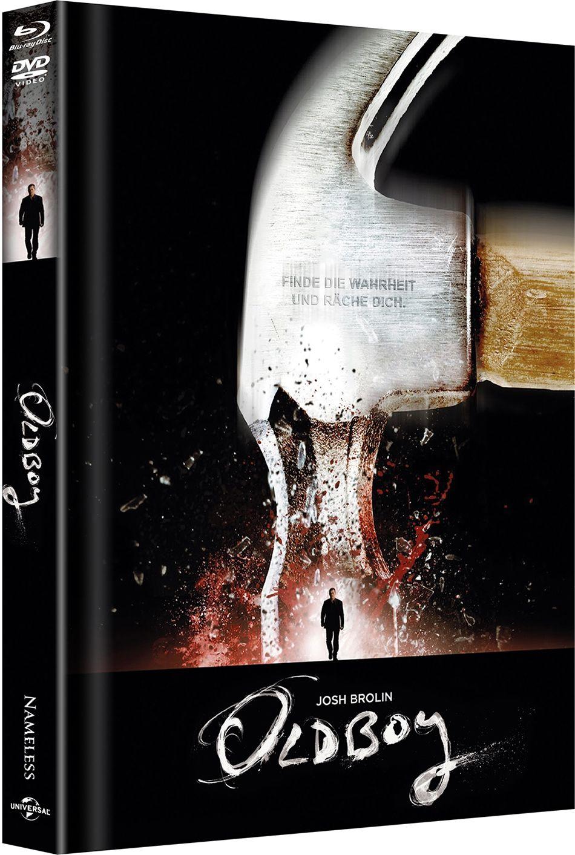 Oldboy (2013) (Lim. Uncut Mediabook - Cover C) (DVD + BLURAY)