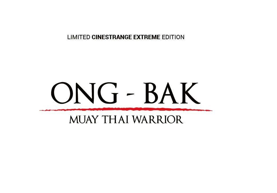Ong Bak - Muay Thai Warrior (Lim. Uncut wattiertes Quer-Mediabook - Cover Q) (DVD + BLURAY)