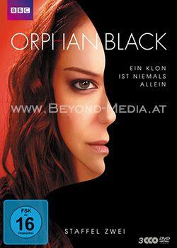 Orphan Black - Staffel Zwei (3 Discs)