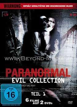 Paranormal Evil Collection Teil 1 (2 Discs)