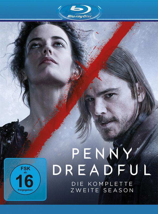 Penny Dreadful - Die komplette Season 2 (4 Discs) (BLURAY)