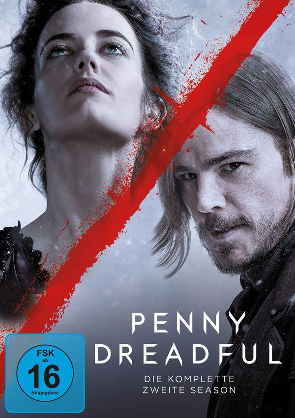 Penny Dreadful - Die komplette Season 2 (5 Discs)