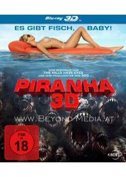 Piranha 3D (2010) (BLURAY 3D)