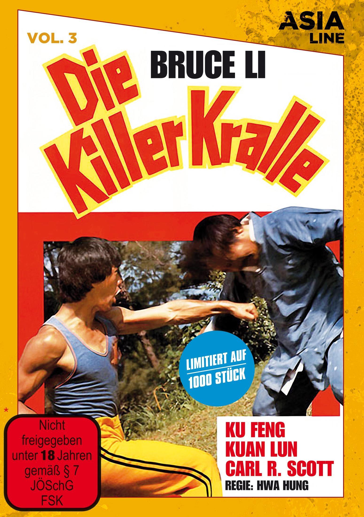 Bruce Li - Die Killerkralle (Lim. Edition)