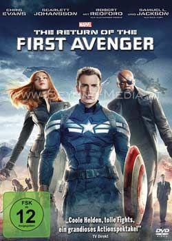Return of the First Avenger, The