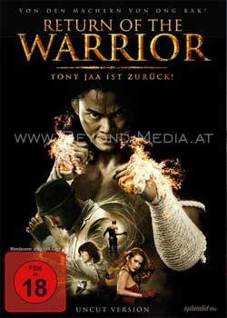 Return of the Warrior (Uncut)