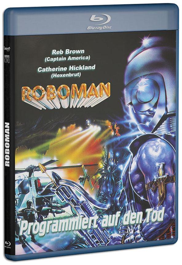 Roboman (BLURAY)