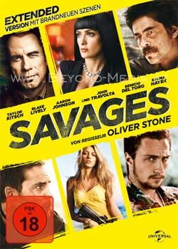 Savages (2012) (Extended Version)