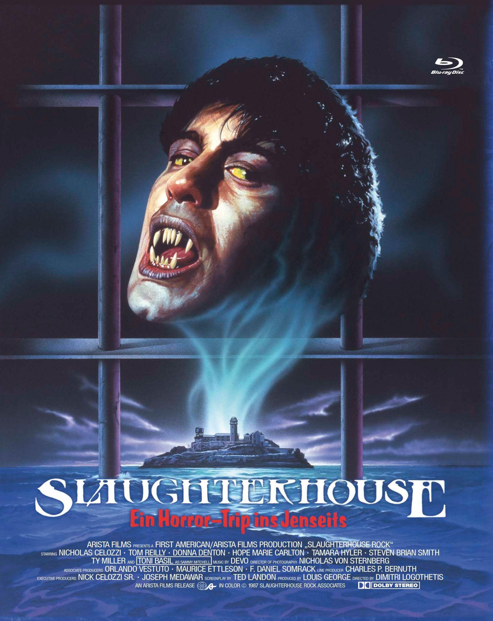 Slaughterhouse (Uncut) (BLURAY)
