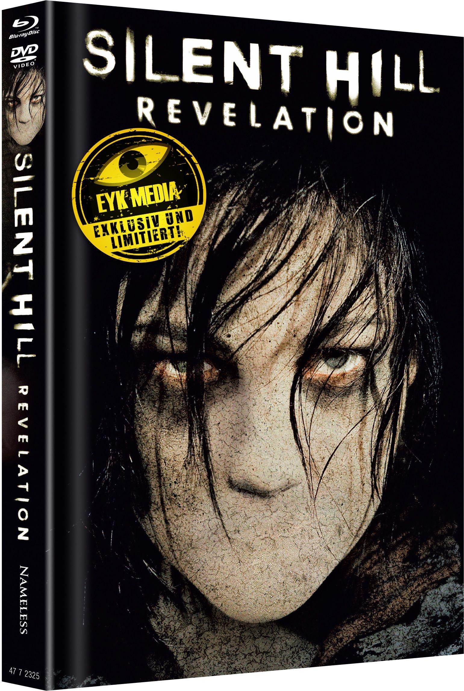 Silent Hill - Revelation (Lim. Uncut Mediabook - Cover B) (DVD + BLURAY)