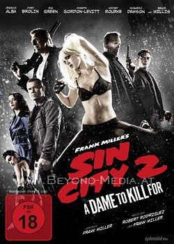 Sin City 2 - A Dame to Kill for (Uncut)