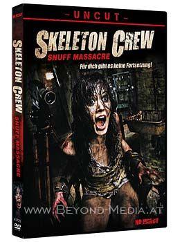 Skeleton Crew - Snuff Massacre (Uncut) (Neuauflage)