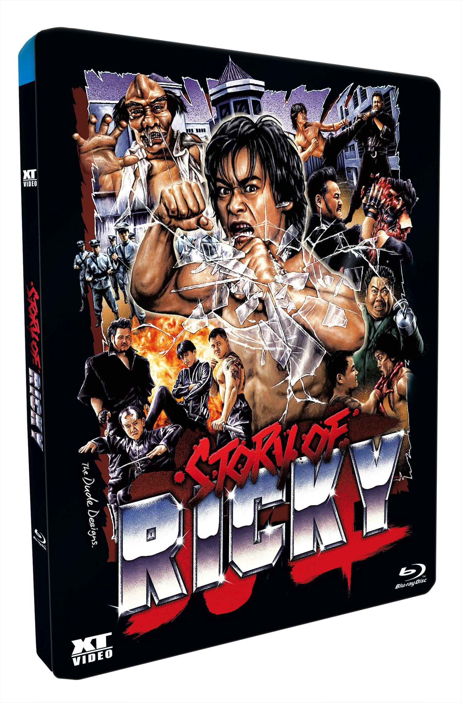 Story of Ricky (Lim. Uncut Metalpak) (BLURAY)