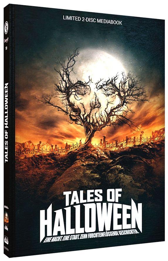 Tales of Halloween (Lim. Uncut Mediabook - Cover A) (DVD + BLURAY)