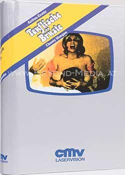 Teuflische Brüste (Lim. VHS Edition)