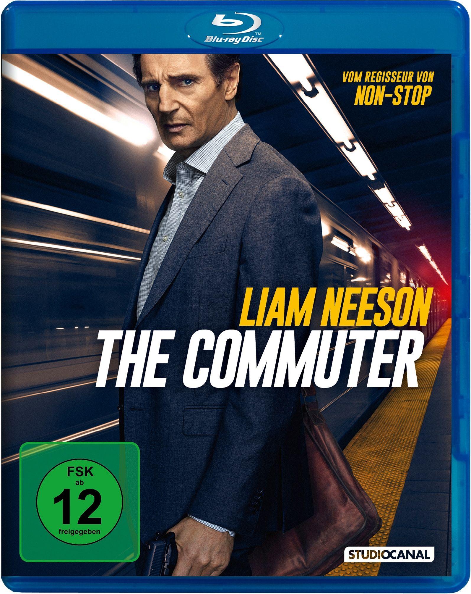 Commuter, The (BLURAY)
