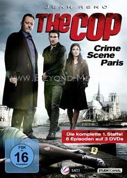 Cop, The: Crime Scene Paris - Die komplette erste Staffel (3 Discs)