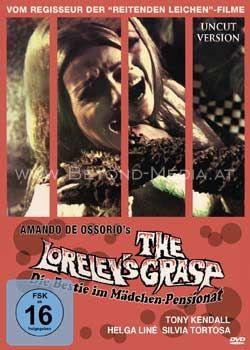 Loreleys Grasp, The - Die Bestie im Mädchen-Pensionat (Uncut)