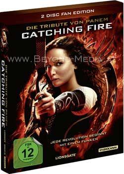 Tribute von Panem, Die - Catching Fire (2-Disc Fan Edition)