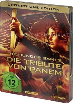 Tribute von Panem, Die - The Hunger Games (Lim. Steelbook) (2 Discs)