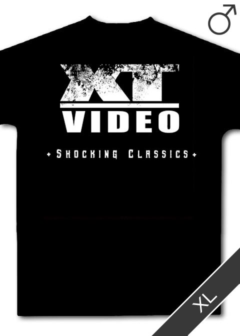 Shocking Classics T-Shirt (schwarz, Größe: XL)