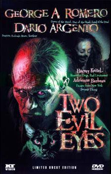 Two Evil Eyes (Lim. gr. Hartbox - Cover B)