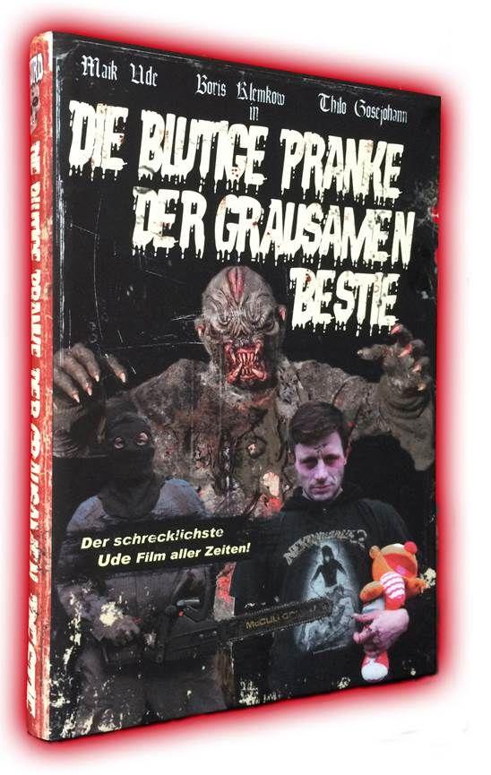 Blutige Pranke der grausamen Bestie, Die (Lim. gr. Hartbox)