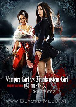 Vampire Girl vs. Frankenstein Girl (Uncut)