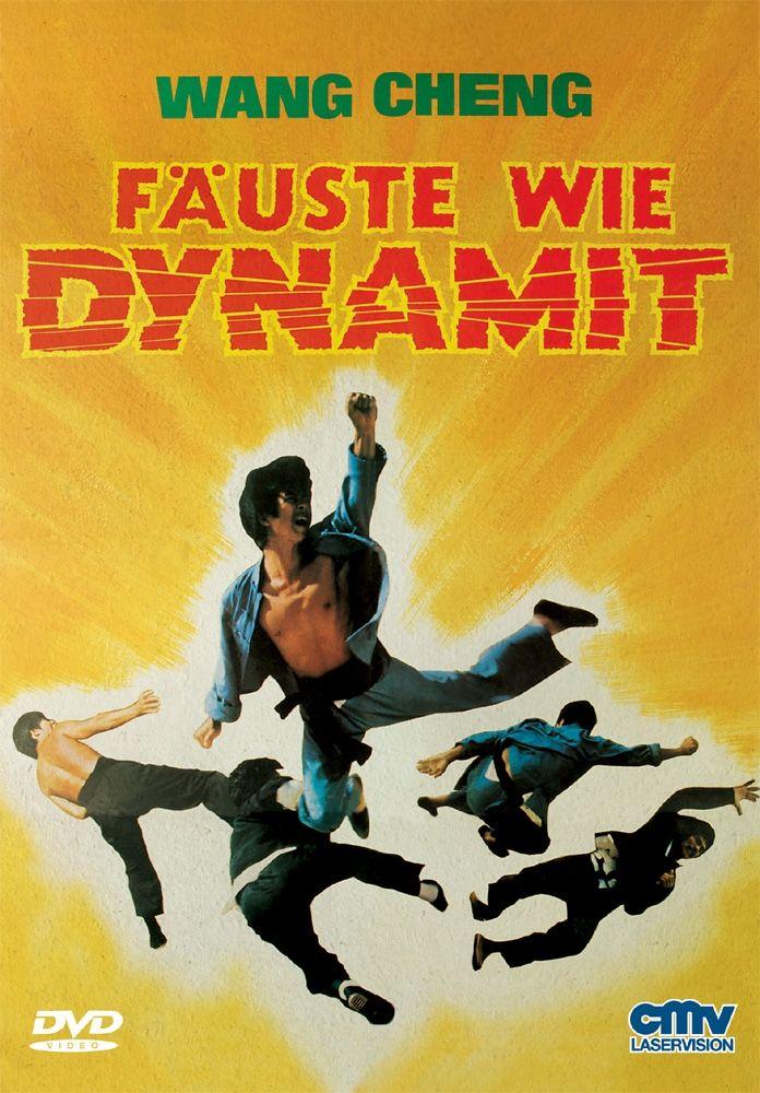 Wang Cheng - Fäuste wie Dynamit (Kl. Hartbox)