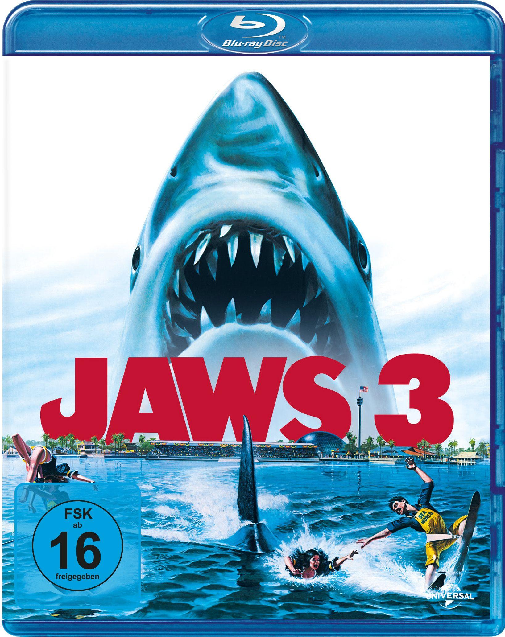 Weiße Hai 3, Der (BLURAY)