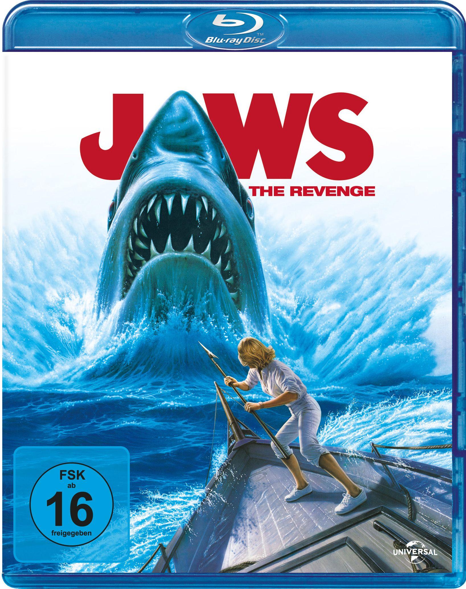 Weiße Hai 4, Der - Die Abrechnung (BLURAY)