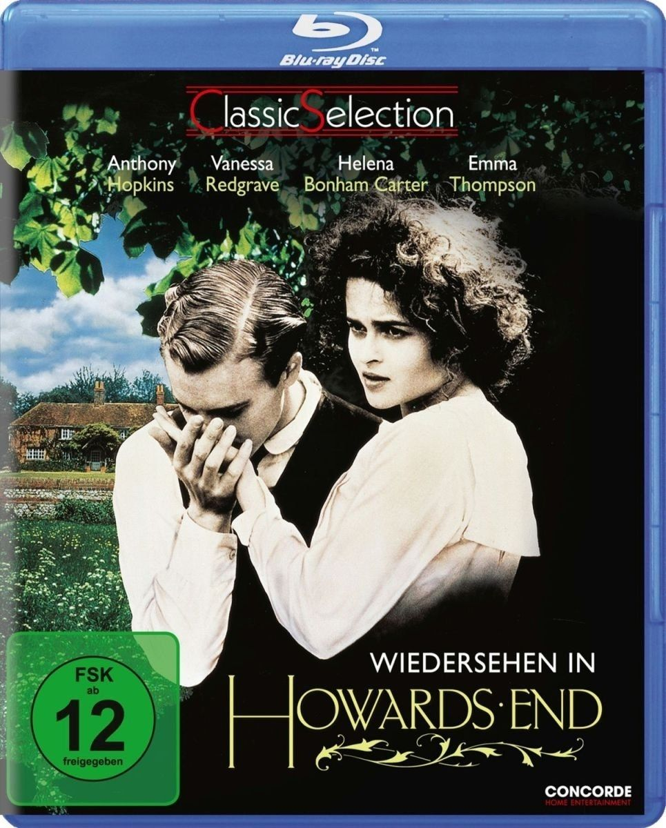 Wiedersehen in Howards End (BLURAY)