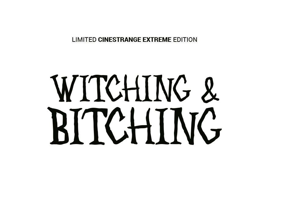 Witching and Bitching (Lim. Uncut wattiertes Quer-Mediabook - Cover Q) (DVD + BLURAY)