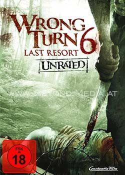 Wrong Turn 6: Last Resort (Unrated - Uncut)