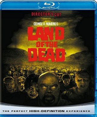 Land of the Dead (Director's Cut) (BLURAY)