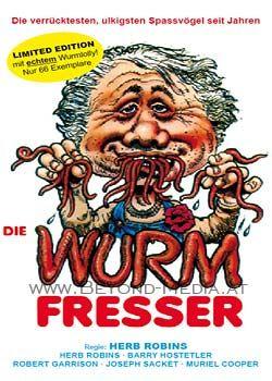 Wurmfresser, Die (Lim. VHS Edition)