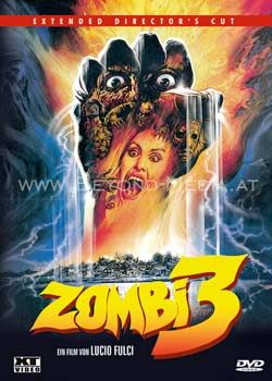 Zombie 3: Ein neuer Anfang (Ultimate Directors Cut) (Kl. Hartbox)